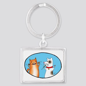 DENTAL3 Landscape Keychain